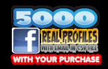 Thumbnail AIO Pack Facebook - With 5000 Real Profiles!!!