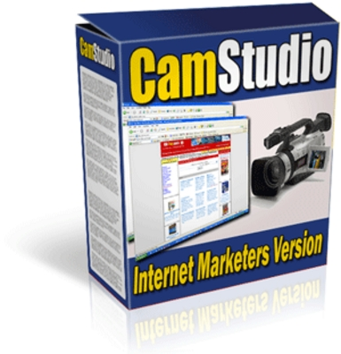 Product picture CamStudio 2.0 Internet Marketing Version and more...