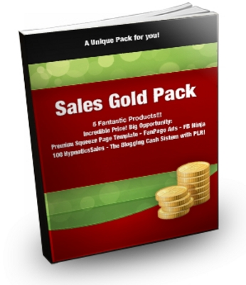 Product picture Sales Gold: Extreme Pack